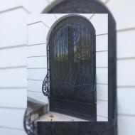 Ferforje Pencere Korkuluk Mızrak Detaylı