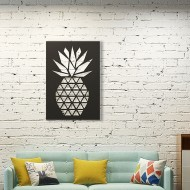 Ananas Metal Tablo