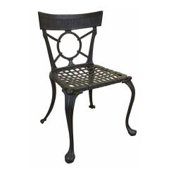 Ferforje Kolsuz Sandalye