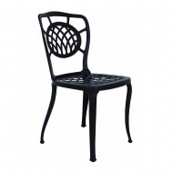 Ferforje Kolsuz Sandalye Desenli FS006