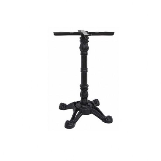 Ferforje Masa Ayağı 4 Ayaklı Siyah